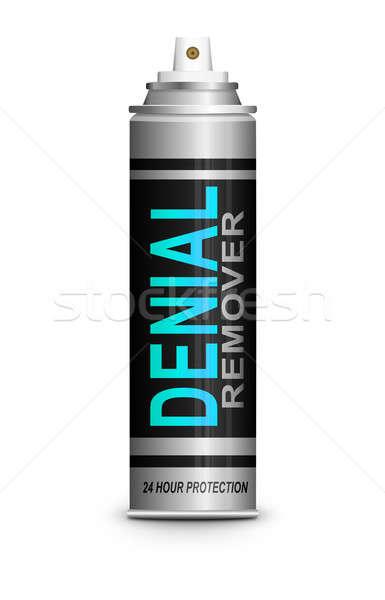 Denial concept. Stock photo © 72soul