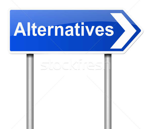 Alternatives concept. Stock photo © 72soul
