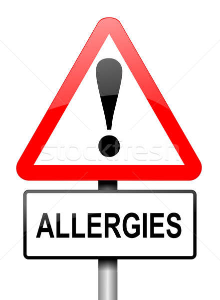 Allergies Stock photo © 72soul