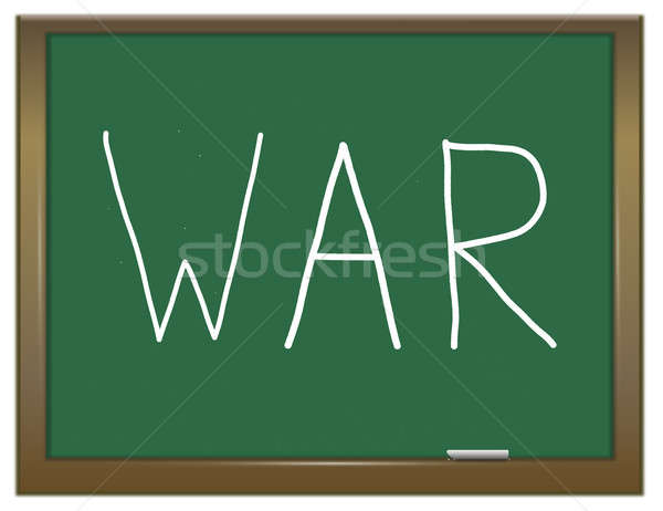 War concept. Stock photo © 72soul