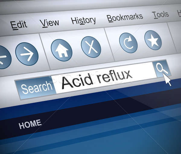 ácido ilustração internet pesquisar computador Foto stock © 72soul