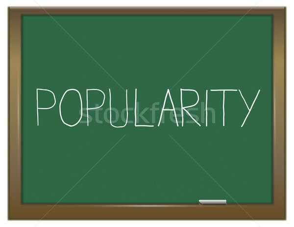 Popularity concept. Stock photo © 72soul