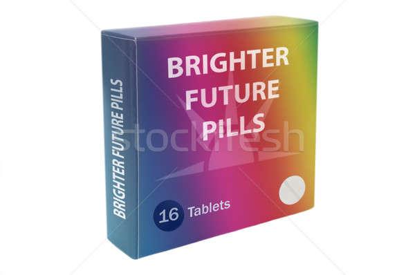 Brighter Future inspiration aid. Stock photo © 72soul