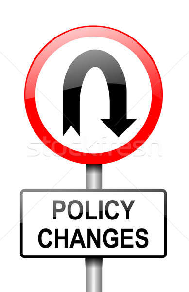 Policy change. Stock photo © 72soul