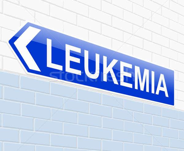 Leukemia concept. Stock photo © 72soul