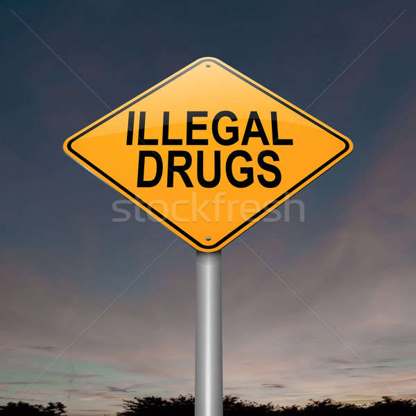 Drugs concept. Stock photo © 72soul