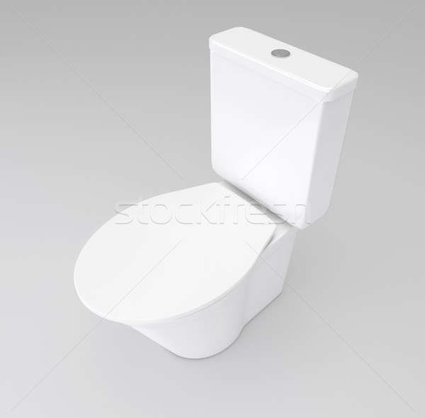 Toilet. Stock photo © 72soul