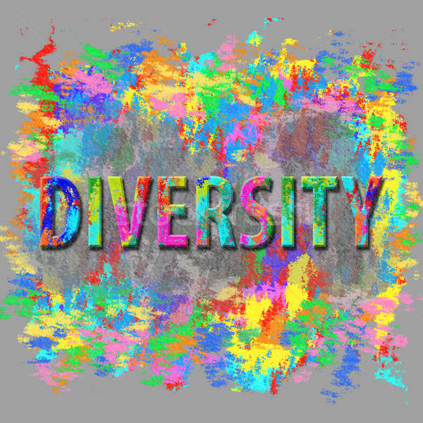 Diversity abstract concept. Stock photo © 72soul