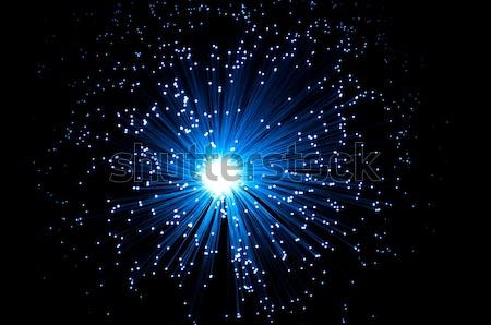 Green telecommunication future Stock photo © 72soul