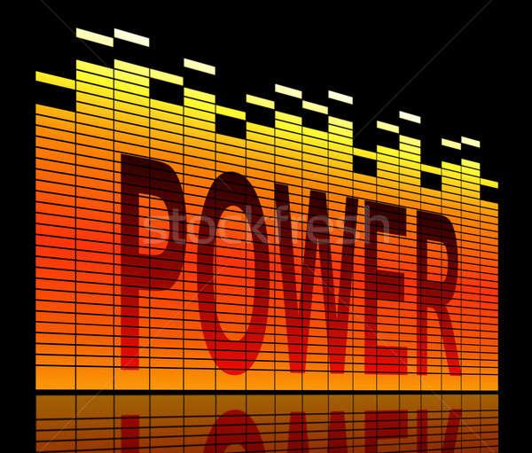 Power concept. Stock photo © 72soul
