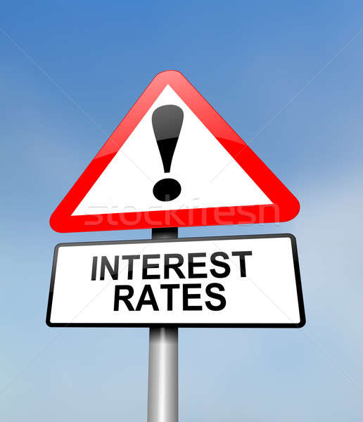 Interest rates. Stock photo © 72soul