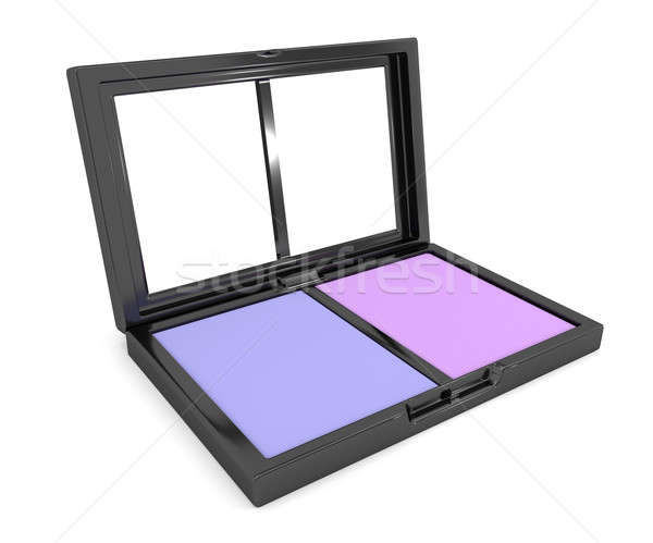 Eye shadow compact. Stock photo © 72soul
