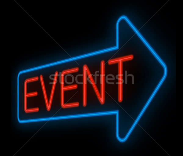 Event concept. Stock photo © 72soul