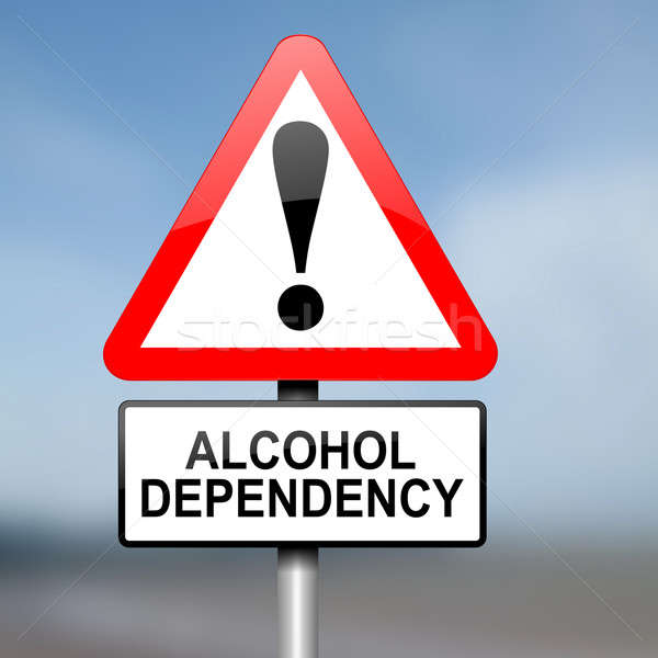 Alcohol misuse concept. Stock photo © 72soul