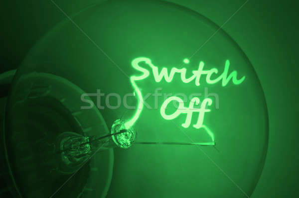 Energy saving concept Stock photo © 72soul