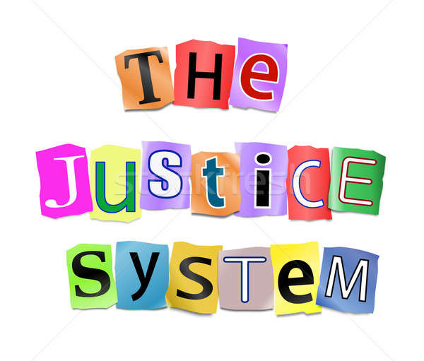 The justice system. Stock photo © 72soul
