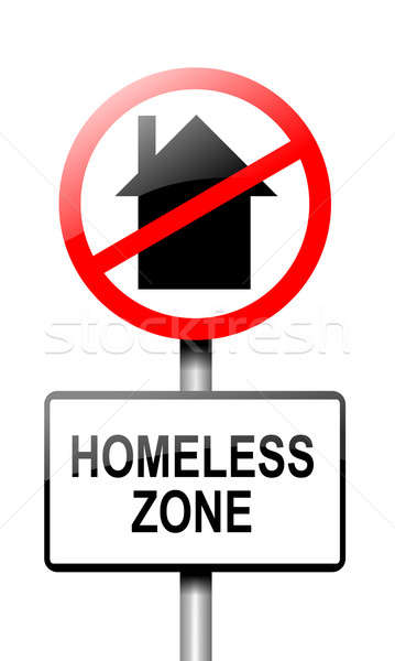 Homeless concept. Stock photo © 72soul