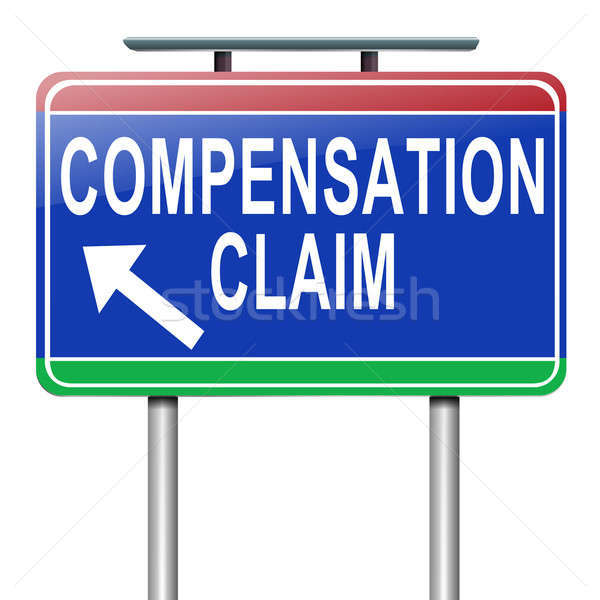 Compensation claim. Stock photo © 72soul