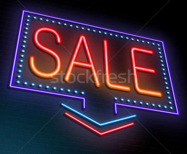 Sale concept. Stock photo © 72soul