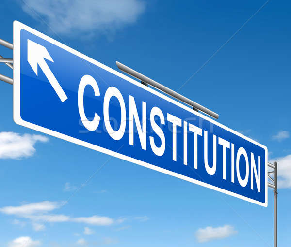 Constitution concept. Stock photo © 72soul