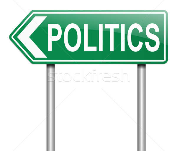 Politics concept. Stock photo © 72soul