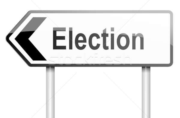 Election concept. Stock photo © 72soul