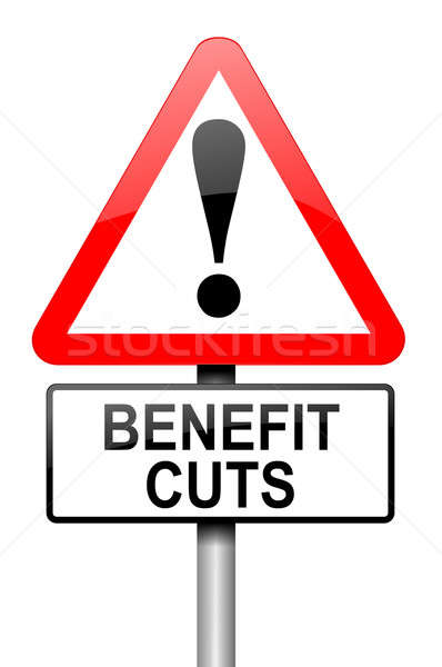 Benefits and welfare concept. Stock photo © 72soul