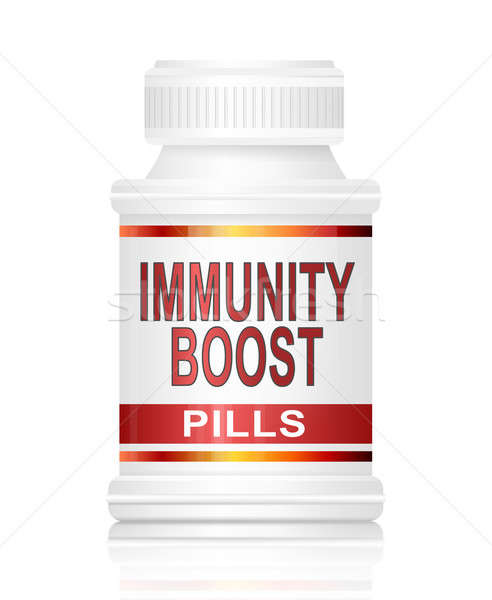 Immunity boost concept. Stock photo © 72soul