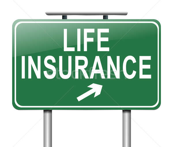 Life insurance concept. Stock photo © 72soul