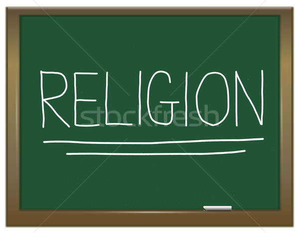Religion concept. Stock photo © 72soul