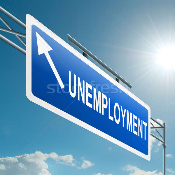 Unemployment concept. Stock photo © 72soul