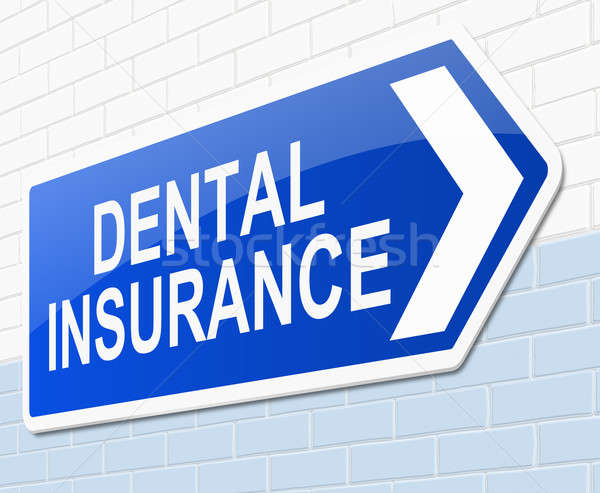 Dental insurance concept. Stock photo © 72soul