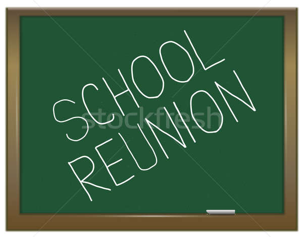 School reunion concept. Stock photo © 72soul