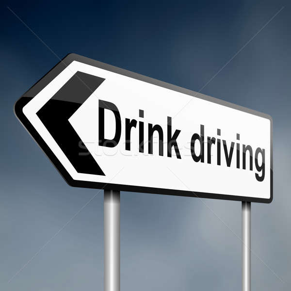 Drink driving. Stock photo © 72soul