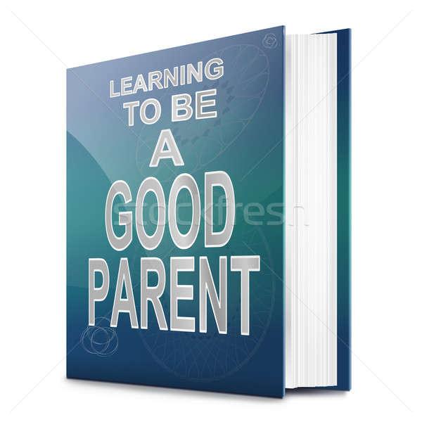Parenting concept. Stock photo © 72soul