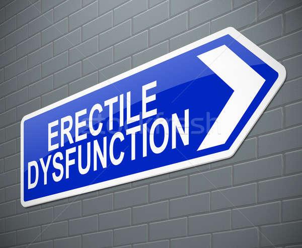 Erectile dysfunction concept. Stock photo © 72soul