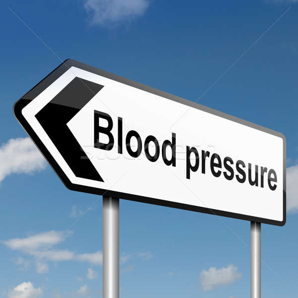 Blood pressure concept. Stock photo © 72soul