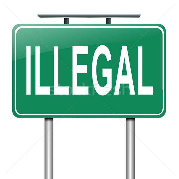違法 にログイン 実例 法 黒 市場 ストックフォト © 72soul