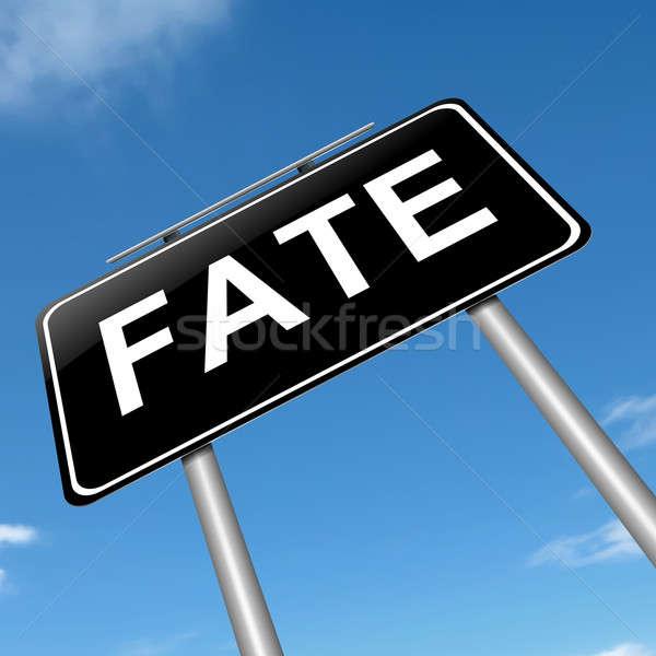 Fate concept. Stock photo © 72soul