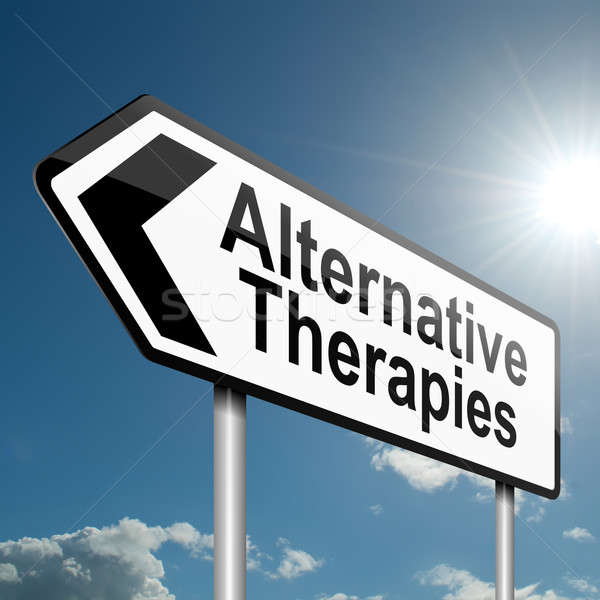 Alternative therapies concept. Stock photo © 72soul