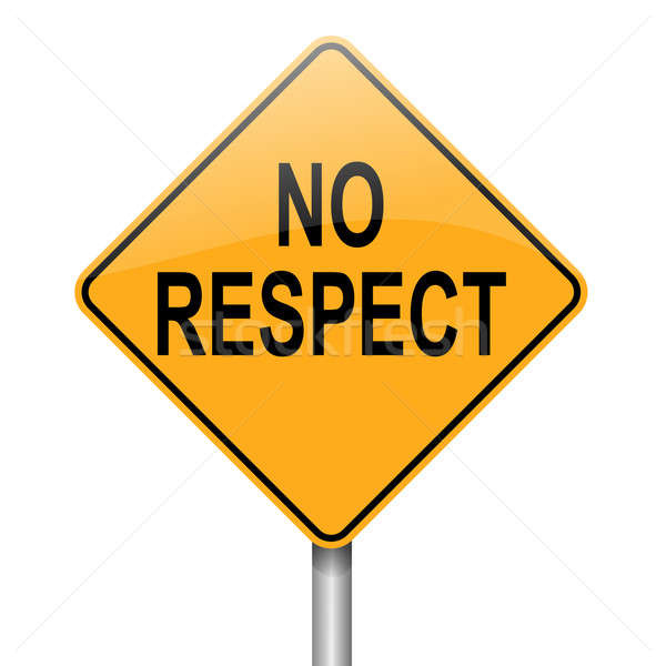 Respect concept. Stock photo © 72soul