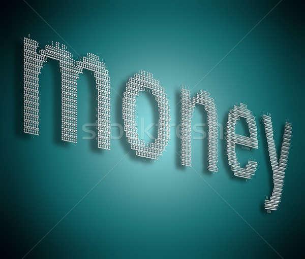 Money concept. Stock photo © 72soul