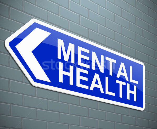 Mental health concept. Stock photo © 72soul