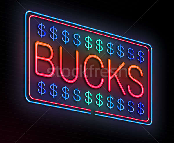 Bucks concept. Stock photo © 72soul