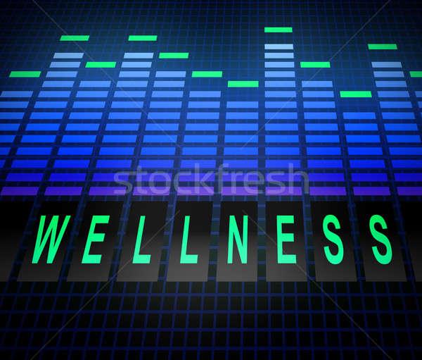Wellness concept. Stock photo © 72soul
