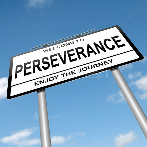 Perseverance concept. Stock photo © 72soul