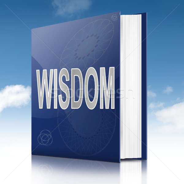 Wisdom concept. Stock photo © 72soul