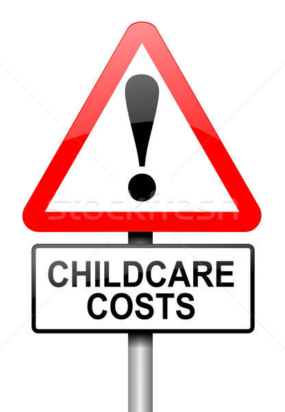 Childcare concept. Stock photo © 72soul