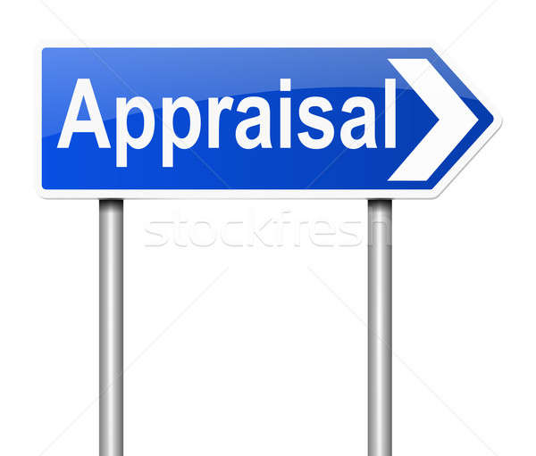 Appraisal concept. Stock photo © 72soul