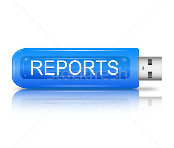 Report concept. Stock photo © 72soul